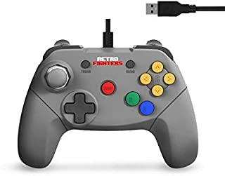 RETRO FIGHTERS / Brawler64 USB Edition / 复古战斗机 USB版 游戏控制器【USB游戏控制器】