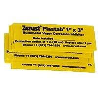 Zerust 防锈塑料 1 英寸 x 3 英寸 - 10 个装