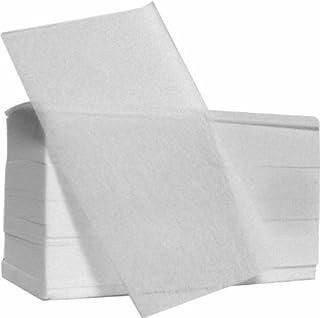 Fripac-Medis 羊毛末尾纸,白色 - 每包 500 张