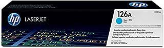 HP 惠普 CE311A 青色硒鼓126A(适用于HP LaserJet CP1025/M175a/M175nw/M275)