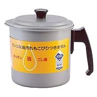 富士珐琅 聚四氟乙烯精油壶 1.2l 钢 日本 AOI08012