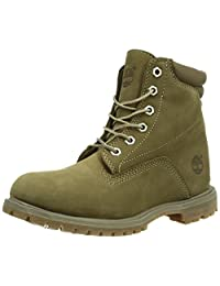 Timberland waterville FTB waterville 6in 基本,女式靴
