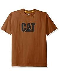 Caterpillar 男式 Tm 标志 T 恤