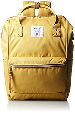 anello 官方 金属卡扣双肩背包 AT-B0193A YE 黄色