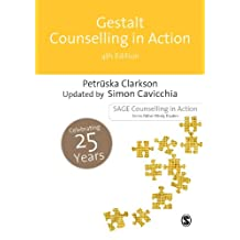 Gestalt Counselling in Action (Counselling in Action series) (English Edition)