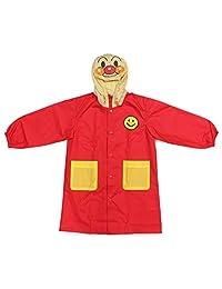 面包超人 雨衣 防走光雨衣 儿童 100cm RM-4967-A