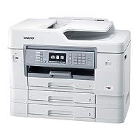 兄弟 打印机 大容量墨水型 A3 喷墨多功能机MFC-J6999CDW 複合機(3段トレイ+多目的トレイ)