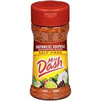 Mrs. Dash Seasoning Blend, Southwest Chipotle, 2.5 Ounce (Pack of 12)