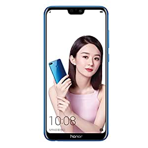 【佳沪电商】HUAWEI 华为 荣耀9i 全网通手机 (4GB+64GB, 魅海蓝)