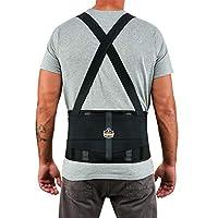 Ergodyne ProFlex 标准背支撑带,黑色 小号 1100SF