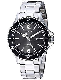 Timex 男士 Harborside 42 毫米手表