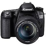 Canon 佳能 EOS 70D 数码单反套机(EF-S 18-135mm f/3.5-5.6 IS STM)