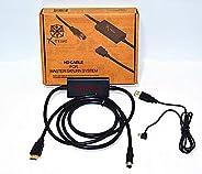 Xtreme HDMI 線纜,原始 SEGA 土豆,即插即用 HDC-1000