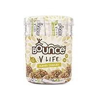Bounce V Life Vegan Protein Energy Ball Almond Spirulina, 40 g, Pack of 40