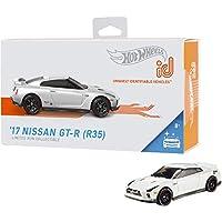 """Hot Wheels 特斯拉模型 S id '17 Nissan GT-R (R35) """"Multi"""""""