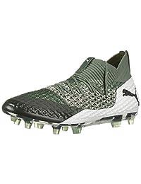 PUMA 男士 Future 2.1 Netfit Firm Groung 足球鞋