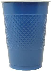 Hanna K. Signature 系列50只塑料杯 蓝色 50 Cups 82260