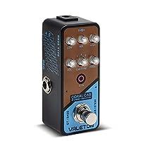 Valeton Coral Cab IR 脉冲响应橱柜模拟吉他低音CabSim 效果踏板