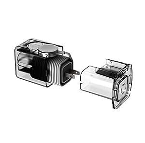 Helix 充电底座适用于您的 Apple Watch 充电器和电缆AI-16-401GL 夜光