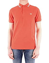 Fred Perry 男式 Twin Tipped Polo衫
