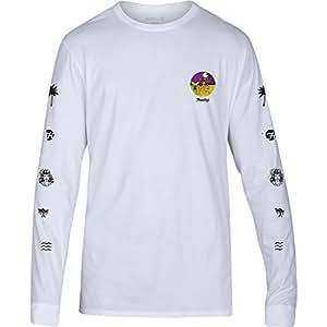 Hurley Sirena 高级 LS 衬衫,10A-白色,XL 码