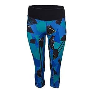 ASICS 女士间隔七分裤 Ii Regatta Blue Shape Collision X-S