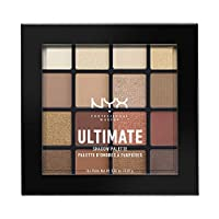 NYX PROFESSIONAL MAKEUP Ultimate Shadow Palette 眼影盤,溫暖大地色,1盤裝