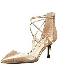 Jessica Simpson 女 中跟鞋 JS-PIAH(亚马逊进口直采,美国品牌)