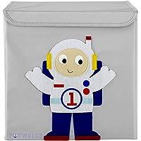 Potwells Designs 储物盒,宇航员