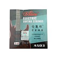 爱丽丝ALICE爱丽丝电吉他弦电吉它套弦散装弦A503SL5根3弦(016)