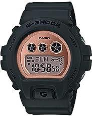Casio Casio GMDS6900MC-3 G-Shock 女式 S 系列手表 深绿色 46mm 树脂