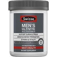 Swisse 男士復合維生素 120片 草本精華 多種維生素