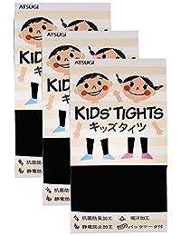 Atsugi 厚木 儿童连裤袜 儿童用 110坦尼尔连裤袜 KID'S TIGHTS(儿童连裤袜) 110D连裤袜 〈3对装〉 TC6011
