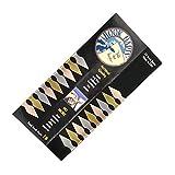 BOOKDARTS创意迷你金属阅读书签盒装小清新中国风学生用 (18枚三色袋装)