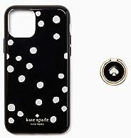 Kate Spade 凯特丝蓓 New York Ring & Dot Resin 带支架适用于 iPhone 11 Pro MAX