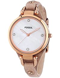 FOSSIL 美国品牌 【Fossil集团全球授权】GEORGIA系列 石英手表 女士腕表 ES3151