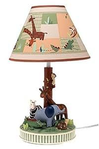 桑给巴尔 - 灯座和灯罩