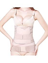 TiRain 3 合 1 产后支撑 - 恢复腹部/腰围/Pelvis 带塑身衣