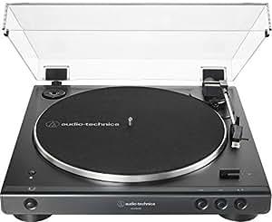 Audio-Technica AT-LP60XBT-BK 全自动带式立体声唱盘AT-LP60XBT-BK