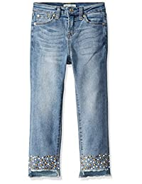 7 For All Mankind 女孩 The Edie 弹力牛仔布 Jen
