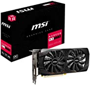 MSI 微星 Radeon RX 570 8GT OCV1 显卡 VD显卡