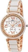 Swisstyle Analog white dial Women's Watch - SS-LR703-WHT-CH