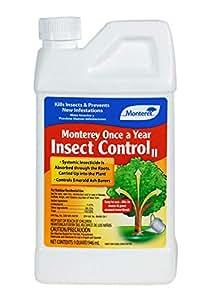 Monterey Once A Year 昆虫控制 II 32 盎司 704616