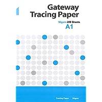 Gateway A2 90 gsm 250 张天然牵引纸 A1