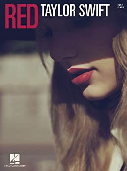"""Taylor Swift - Red: Easy Piano Songbook (English Edition)"",作者:[Swift, Taylor]"