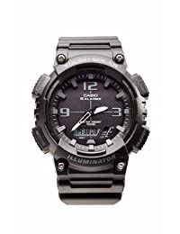 CASIO 卡西欧 光动能中性手表 AQ-S810W-1A2VDF