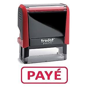 Trodat 各种选项 Xprint 499202 印台红色