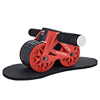 BODY SCULPTURE 腹肌轮 电动滚轮 搭载拉伸辅助功能 高*垫 大型滚轮 吸收训练