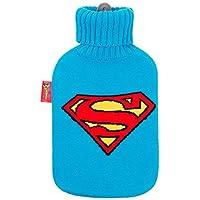 Excelsa 超人热水瓶,橡胶/材料,丙烯酸,蓝色,36 x 20 x 5厘米