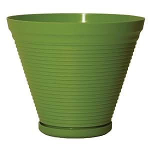 Rush Creek Designs PIM0970012716 Coronado 花盆,内置托盘,春*